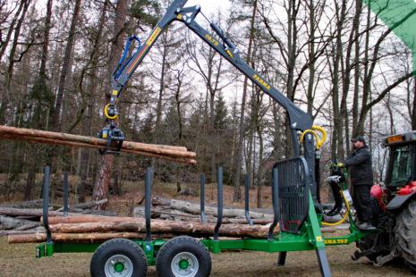 Lesní stroje Farma