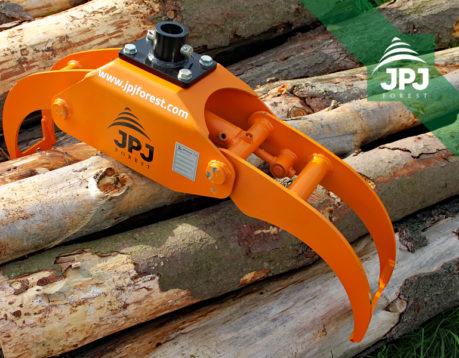 Lesnický drapák  JPJ 0,14