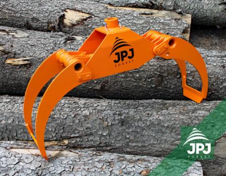 Lesnický drapák JPJ 0,10