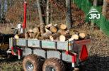 ATV přívěs za čtyřkolky a malotraktory