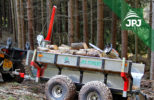 Multifunkční ATV přívěs Profi Dělník