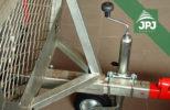 Opěrné kolečko na ATV přívěsy