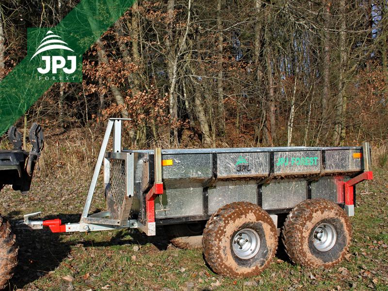 ATV přívěs Dělník