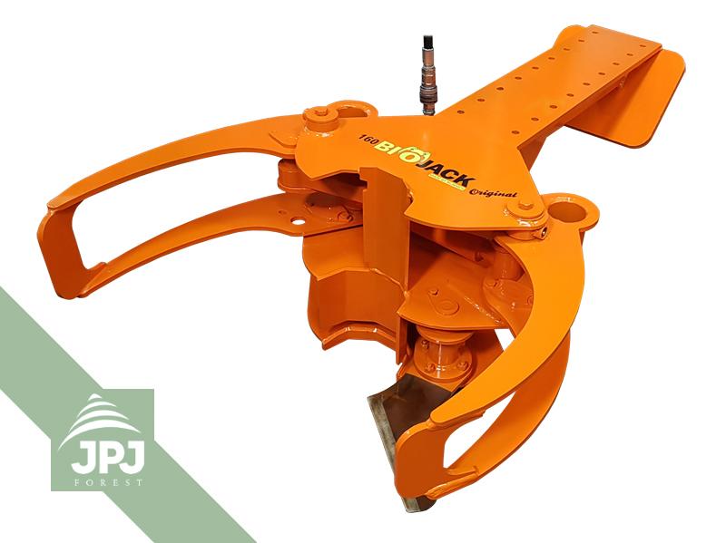 Biojack 160 (pro stavební stroje)