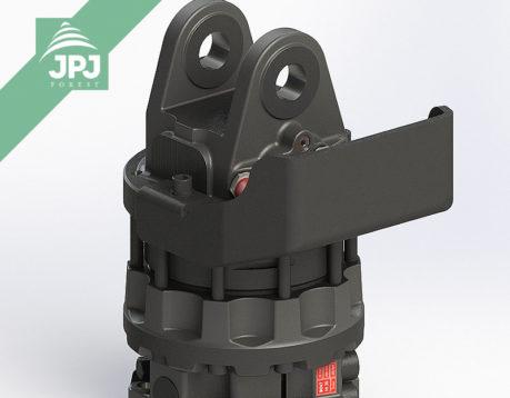 Hydraulický rotátor GR 104DBX