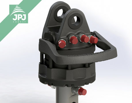 Hydraulický rotátor GR60/78