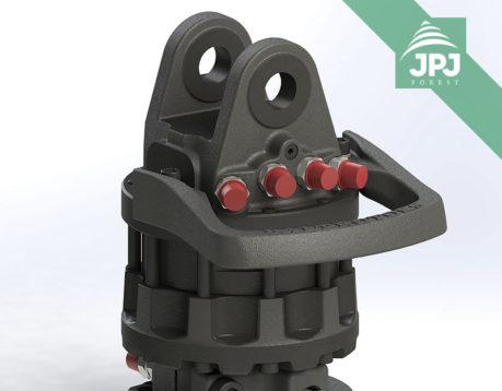 Hydraulický rotátor GR104 DB