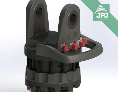 Hydraulický rotátor GR16 P