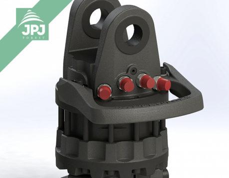 Hydraulický rotátor GR16S203