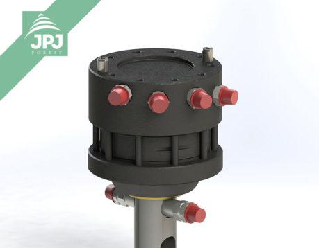 Hydraulický rotátor GR 30 FA-01