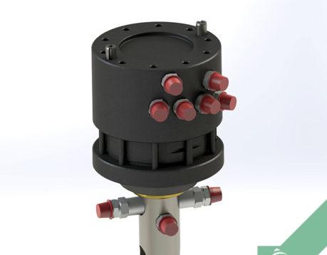 Hydraulický rotátor GR30 FA