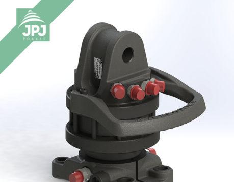 Hydraulický rotátor GR30 PFR