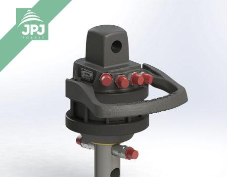 Hydraulický rotátor GR30 Q