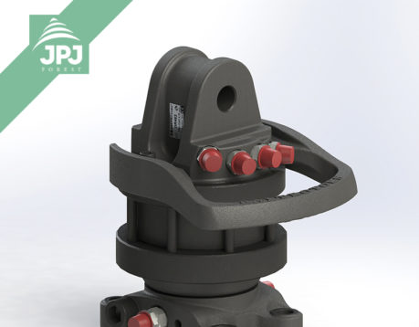 Hydraulický rotátor GR 463-01