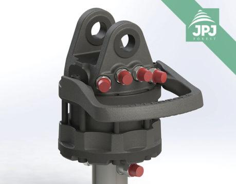 Hydraulický rotátor GR60/69