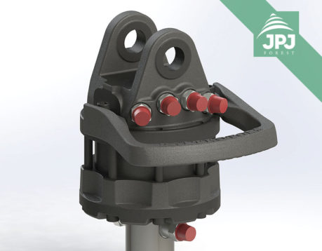 Hydraulický rotátor GR60/69 DB
