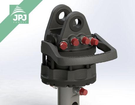 Hydraulický rotátor GR60/78DB