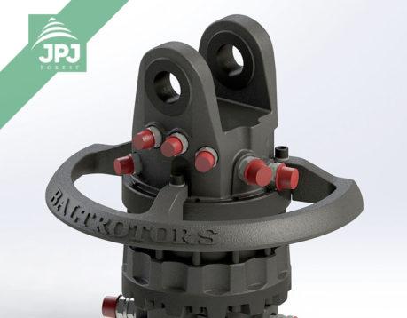 Hydraulický rotátor GRS 12 S