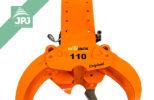 Kácecí hlavice pro stavební stroje Biojack 110