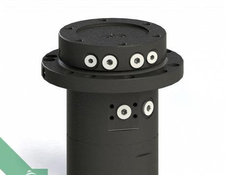 Průmyslový rotátor GIR12