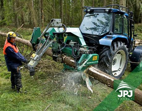 Traktorový procesor FARMA-N 5-15 C