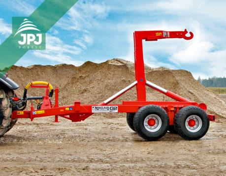Traktorový nosič 10 – 14 G2