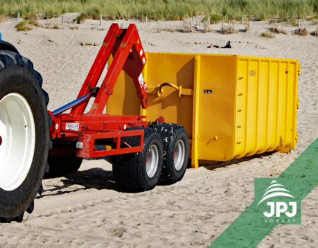 Traktorový nosič 10 – 14
