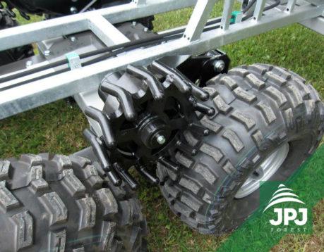 Pohon kol 4WD – Vahva Jussi