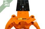 hlavice pro stavební stroje Biojack 180 NTP10
