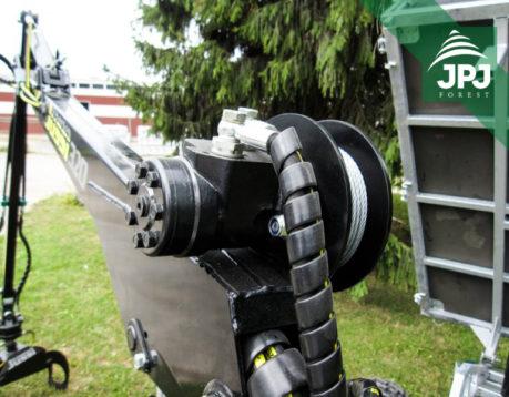 Hydraulický naviják (komplet) pro VJ 320/400
