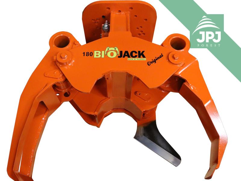 Biojack 180 (pro stavební stroje)