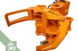 kácecí hlavice pro hydraulické ruky Biojack 180