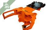 kácecí hlavice pro stavební stroje - Biojack 180 NTP10
