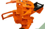kácecí hlavice pro stavební stroje Biojack 230E