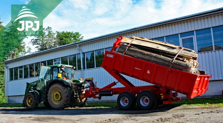 Chtěli bychom našim zákazníkům oznámit, že jsou nyní traktorové nosiče kontejnerů BIGAB pro Českou a Slovenskou republiku konečně dostupné i s evropskou homologací!
