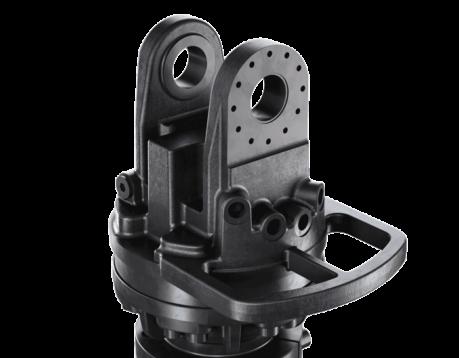 Hydraulický rotátor BBR 15F
