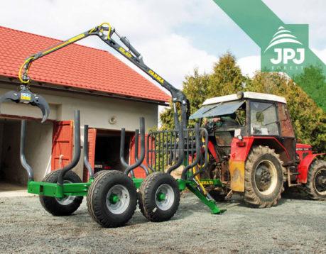 Vyvážecí souprava Farma 6 t