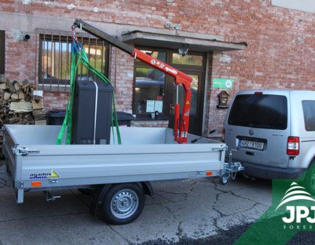 Jeřáby Maxilift typu 50
