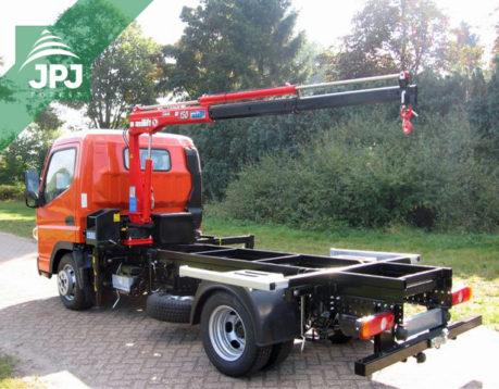 Jeřáby Maxilift typu 150 zvedací síla do 1 tuny
