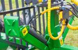 vyvážecí vlek za traktor Farma CT 3,8-6 detail