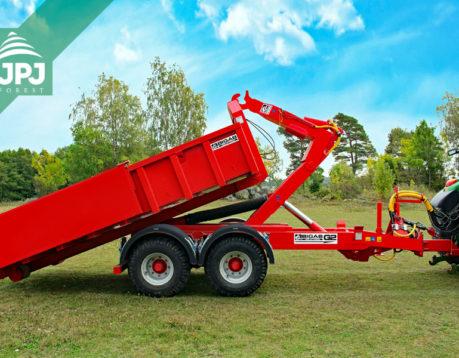 Traktorový nosič Bigab 12 – 15 G2