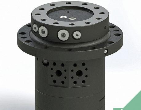 Průmyslový rotátor GIR25-04
