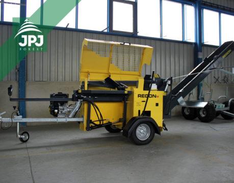 Štípací automat REGON R1 na podvozku (skladový kus)