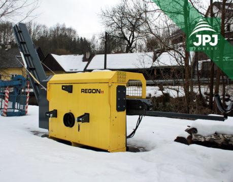 Štípací automat REGON R1 OH (skladový kus)