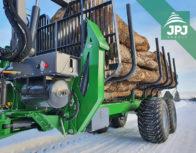 vyvážečka dřeva FARMA