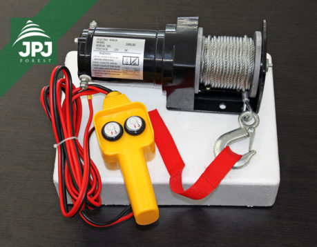 Elektrický naviják JPJ 2 kabelové ovládání