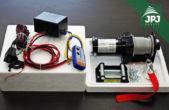 Elektrický naviják JPJ 2 rádiové ovládání